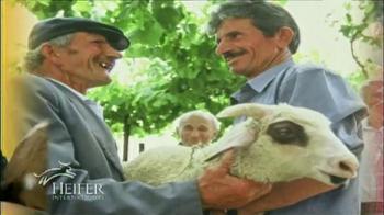 Heifer International TV Spot Featuring Alton Brown - Thumbnail 8