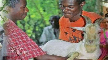 Heifer International TV Spot Featuring Alton Brown - Thumbnail 9