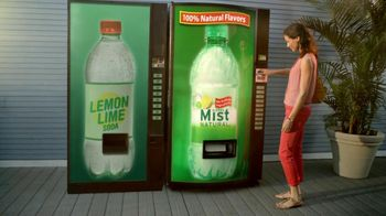 Sierra Mist TV Spot For Cardboard Comparison
