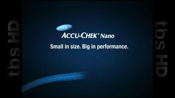 Accu-Chek TV Spot For Nano Blood Glucose Monitoring System - Thumbnail 7