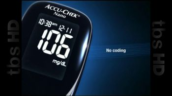 Accu-Chek TV Spot For Nano Blood Glucose Monitoring System - Thumbnail 3
