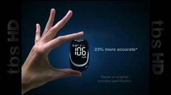 Accu-Chek TV Spot For Nano Blood Glucose Monitoring System - Thumbnail 6