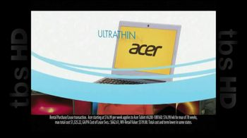 Rent-A-Center TV Spot For Undecisive Customer HP Or Acer - Thumbnail 6