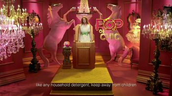 Tide Pods TV Spot, 'Pop Goes the World' Song by Savoir Adore - Thumbnail 5