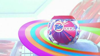 Tide Pods TV Spot, 'Pop Goes the World' Song by Savoir Adore - Thumbnail 8