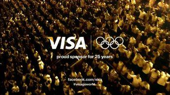 VISA TV Spot For Olympic Games For Life - Thumbnail 5
