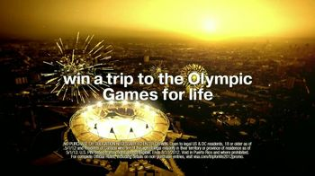 VISA TV Spot For Olympic Games For Life - 27 commercial airings