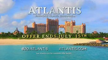Atlantis TV Spot, 'Summer Special'