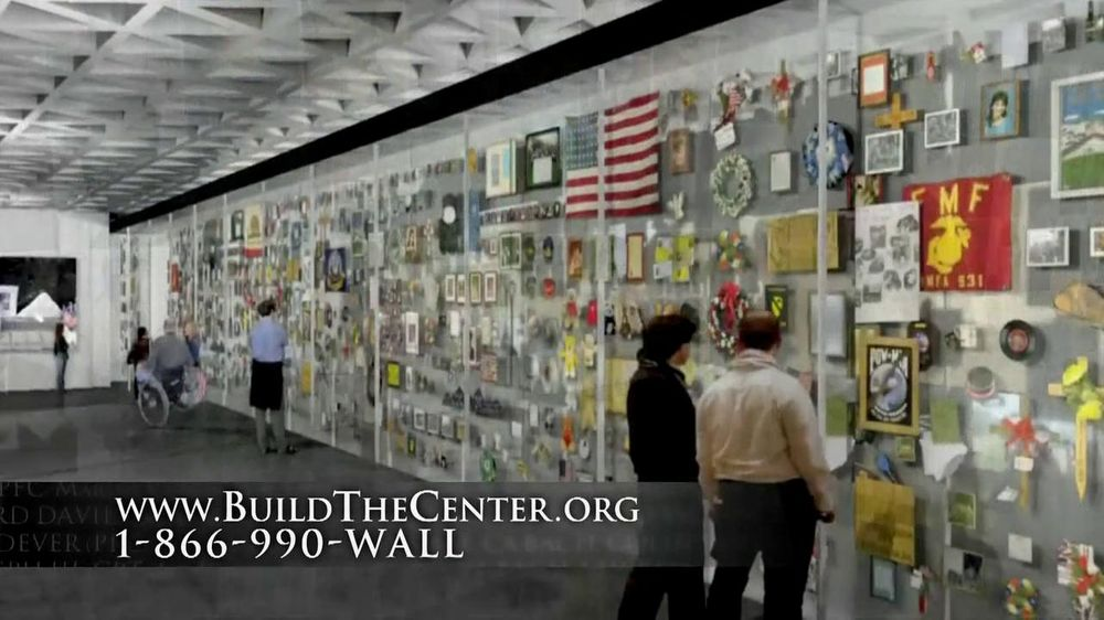 The Vietnam Veterans Memorial Fund TV Commercial For Education Center at the Wall