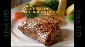 Longhorn Steakhouse TV Spot For Flavorful Steaks