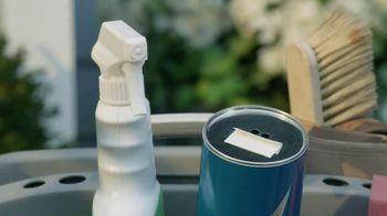 Mr. Clean Magic Eraser Select-a-Size TV Spot, 'Sprayed Myself'