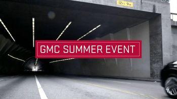 GMC TV Spot For Summer Event - Thumbnail 1