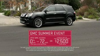 GMC TV Spot For Summer Event - Thumbnail 7