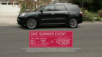 GMC TV Spot For Summer Event - Thumbnail 6