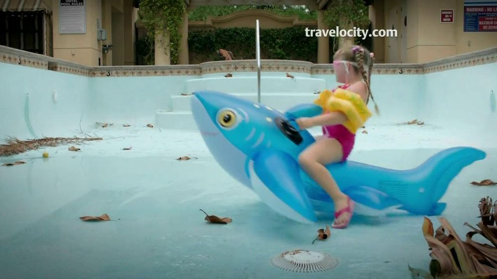 Travelocity Deep-End Guarantee TV Spot