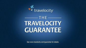 Travelocity Deep-End Guarantee TV Spot - Thumbnail 7