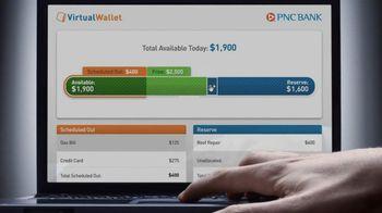 PNC Bank Virtual Wallet TV Spot, 'Control Freak' - Thumbnail 9