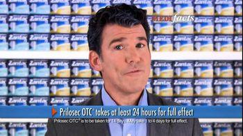 Zantac TV Spot, 'MediFacts: Zantac vs. Prilosec OTC'