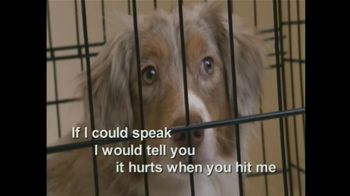 ASPCA TV Spot For If Animals Could Speak - Thumbnail 2