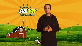 Subway TV Spot For Avocado Season