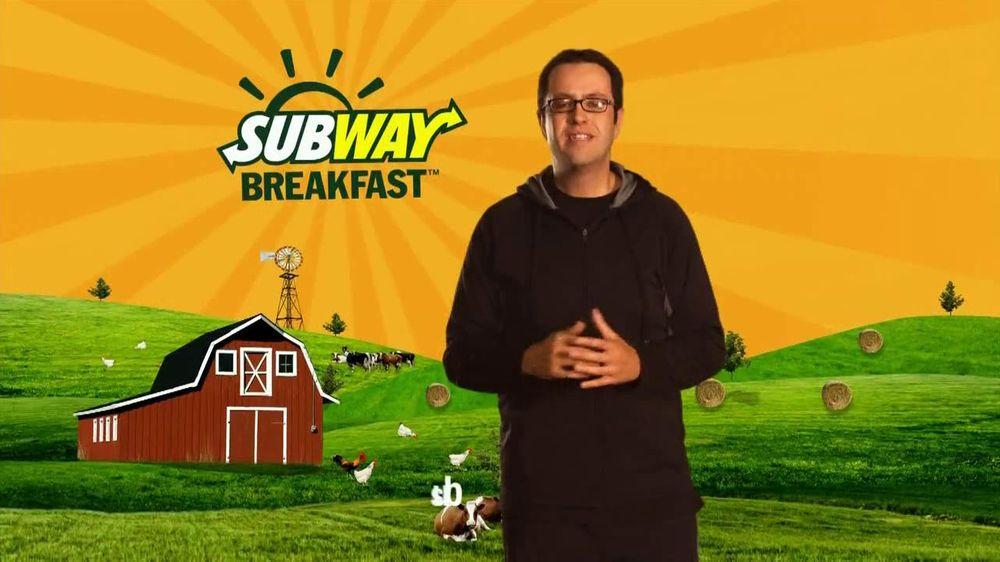 Subway TV Commercial For Avocado Season