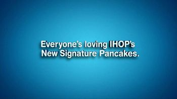 IHOP TV Spot For Signature Pancakes - Thumbnail 2