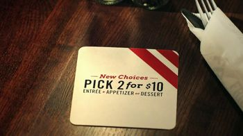 TGI Friday's TV Spot Pick Two For $10 - Thumbnail 4