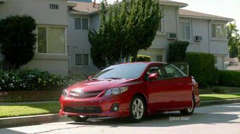 2012 Toyota Corolla TV Spot, 'Decisions' - Thumbnail 5