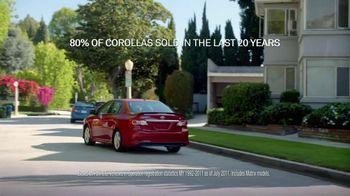 2012 Toyota Corolla TV Spot, 'Decisions' - Thumbnail 6