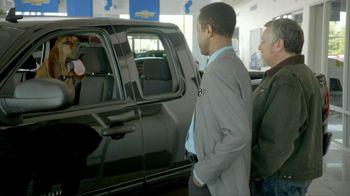 Chevrolet Silverado TV Spot, 'Dog Like It' - Thumbnail 6