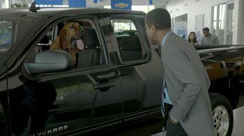 Chevrolet Silverado TV Spot, 'Dog Like It' - Thumbnail 2