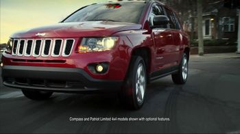 Jeep TV Spot For 2012 Compass and Patriot - Thumbnail 1