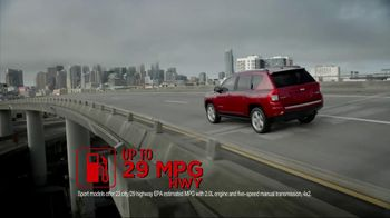 Jeep TV Spot For 2012 Compass and Patriot - Thumbnail 5