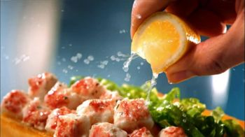 Quiznos TV Spot For Lobster and Seafood Salad Sub and Fresh Salad