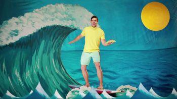 Taco Del Mar Shrimp Tostada TV Spot, 'Merchild' - Thumbnail 1