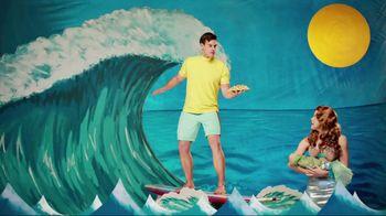 Taco Del Mar Shrimp Tostada TV Spot, 'Merchild' - Thumbnail 2