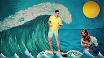 Taco Del Mar Shrimp Tostada TV Spot, 'Merchild' - Thumbnail 3