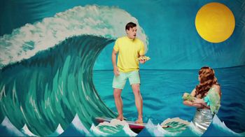 Taco Del Mar Shrimp Tostada TV Spot, 'Merchild' - Thumbnail 4