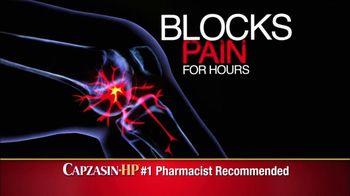 Capzasin TV Spot, 'Arthritis' - Thumbnail 4