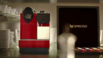 Nespresso TV Spot, 'Clothing Optional' Featuring Alexa de Puivert