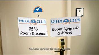 America's Best Value Inn TV Spot For Value Club