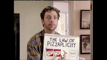 DiGiorno TV Spot, 'The Law of Pizzaplicity'
