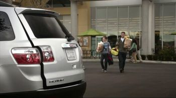 GMC TV Spot For 2012 GMC Acadia