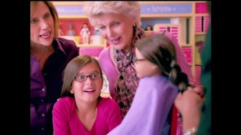 American Girl TV Spot For New Family Traditions - Thumbnail 4