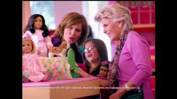 American Girl TV Spot For New Family Traditions - Thumbnail 5