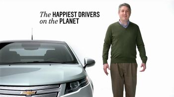 Chevrolet TV Spot For Volt Featuring Owner Eric - Thumbnail 2