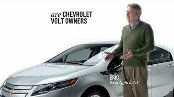 Chevrolet TV Spot For Volt Featuring Owner Eric - Thumbnail 3