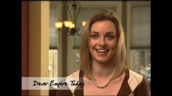 Empire Today TV Spot For Select Carpet and Flooring