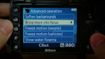 Nikon TV Spot For D3100 Dance Competition - Thumbnail 3