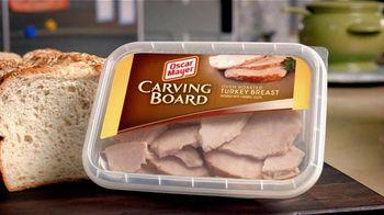 Oscar Mayer TV Spot For Carving Board Turkey Breast - Thumbnail 8
